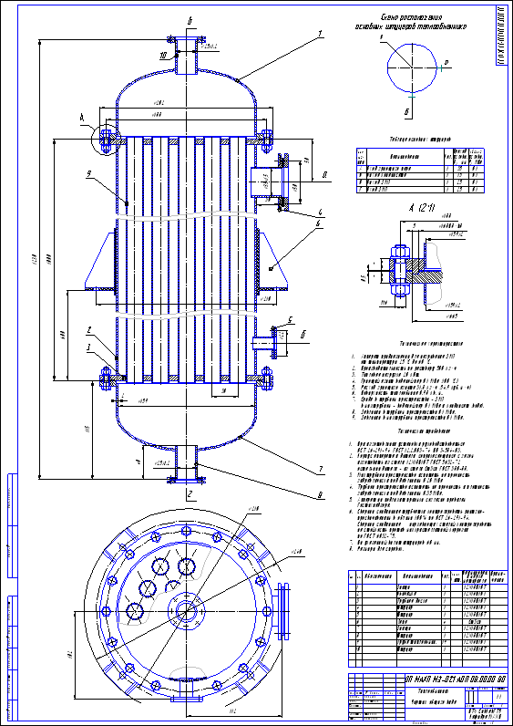 Подогреватель высокого давления ПВД-К-700-24-4,5-5 Чайковский