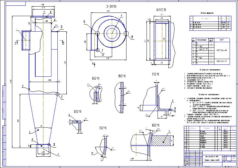 Циклон ЦН-15.